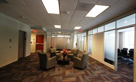 Lobby Area - Raleigh Office