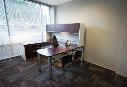 Fully Furnished Office Space - Raleigh