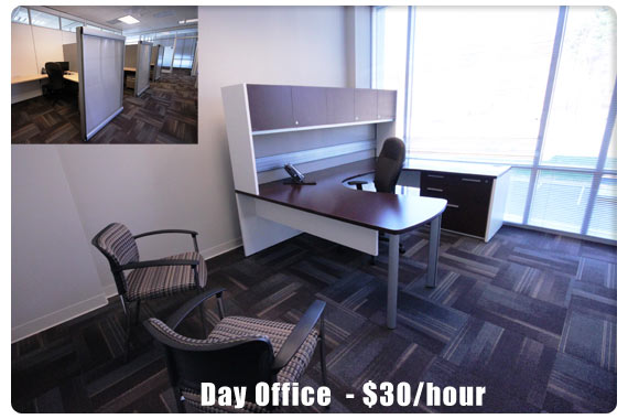 Day Office  - $30/hour