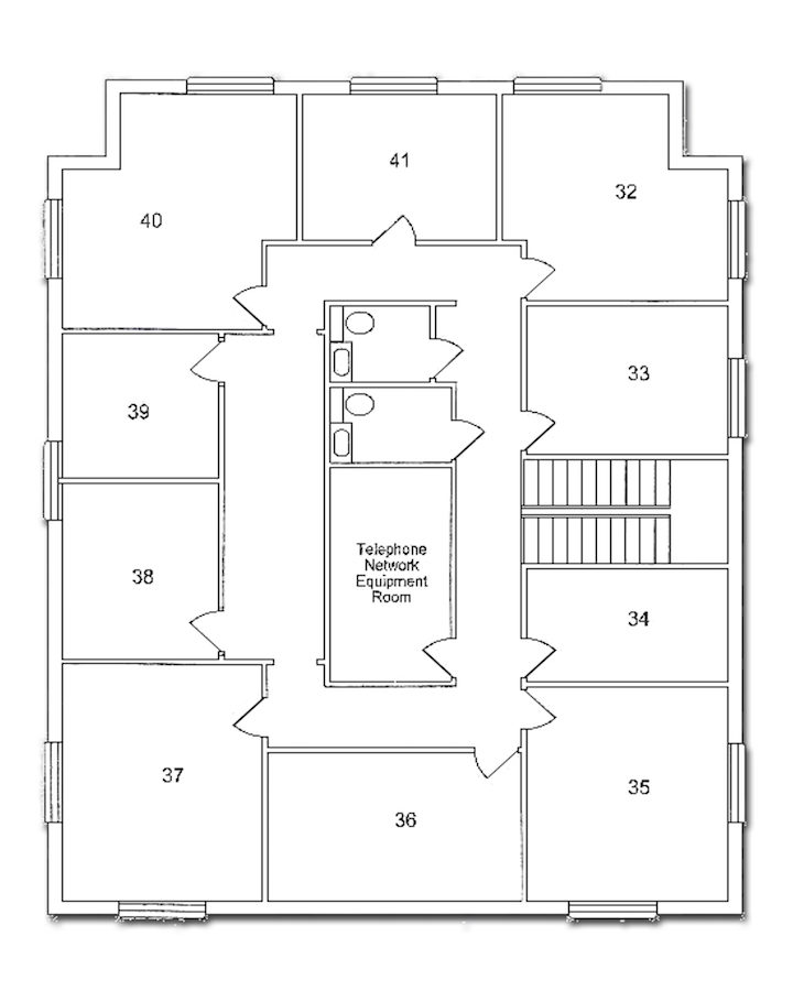 OFFICE FLOOR PLAN ⋆ Byron Office Space Solutions - Greensboro