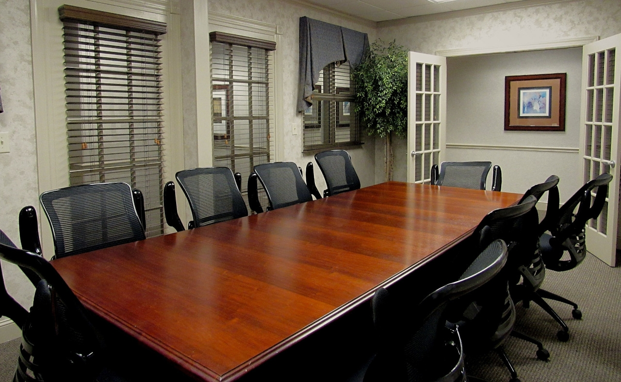 Conference Room - 10 Seats - Byron Office Space Solutions