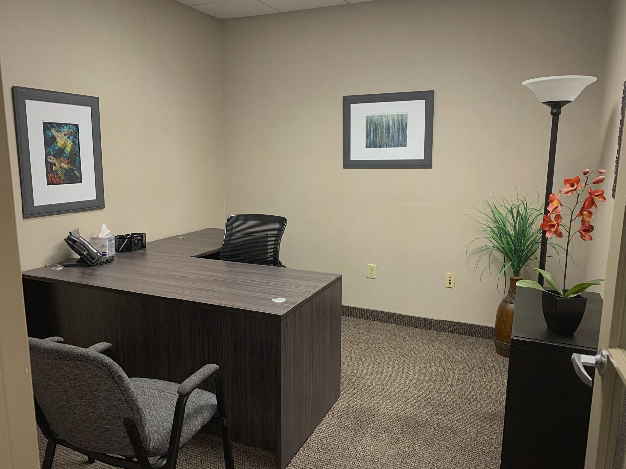 Private Office - Suite 10 - Byron Office Space Solutions